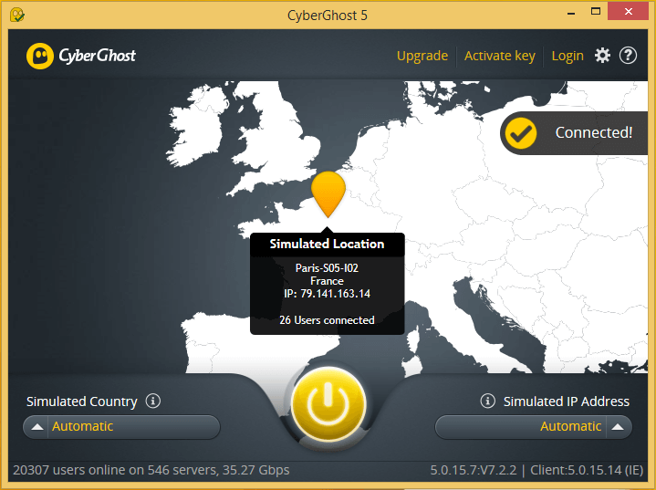 Browse Anonymously with CyberGhost Free VPN 13