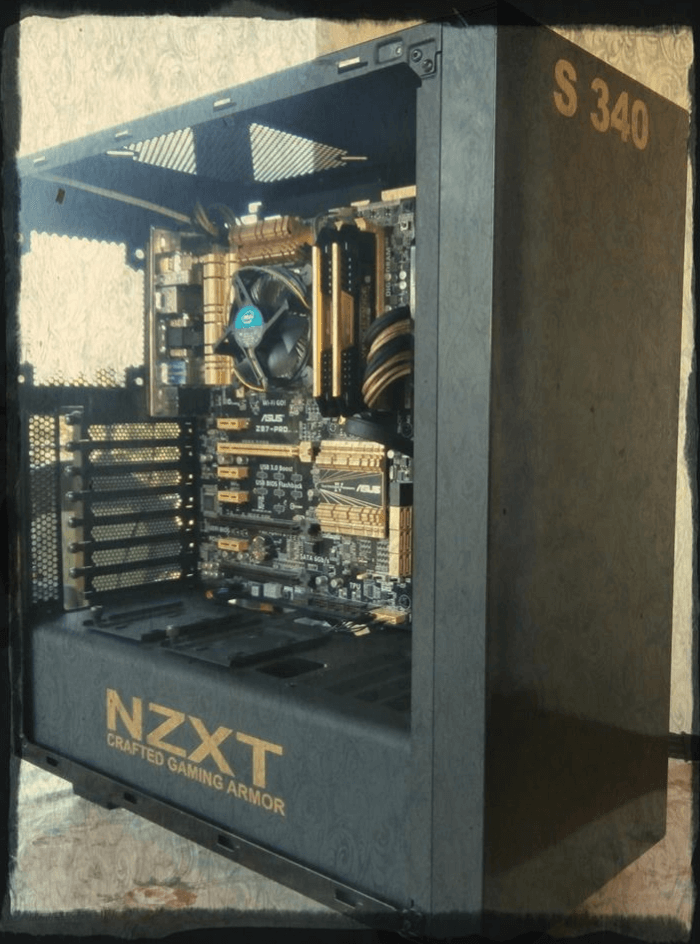 Liquid Gold - Rig of the Month, September 2015 01