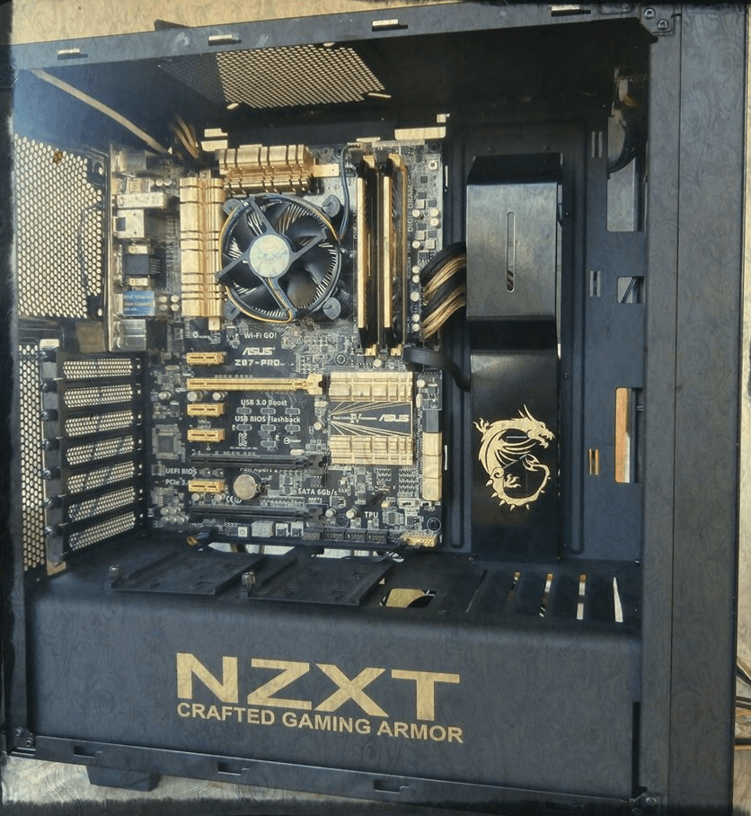 Liquid Gold - Rig of the Month, September 2015 06
