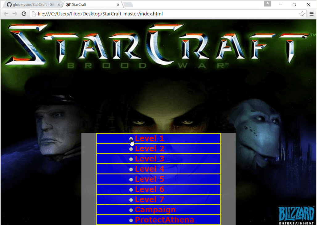 Play StarCraft on your Browser, with an Unofficial Port 05