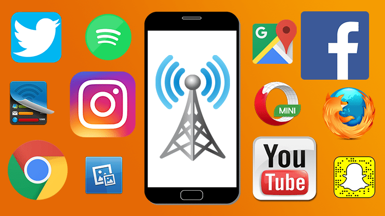 Smart Ways to Save Mobile Data